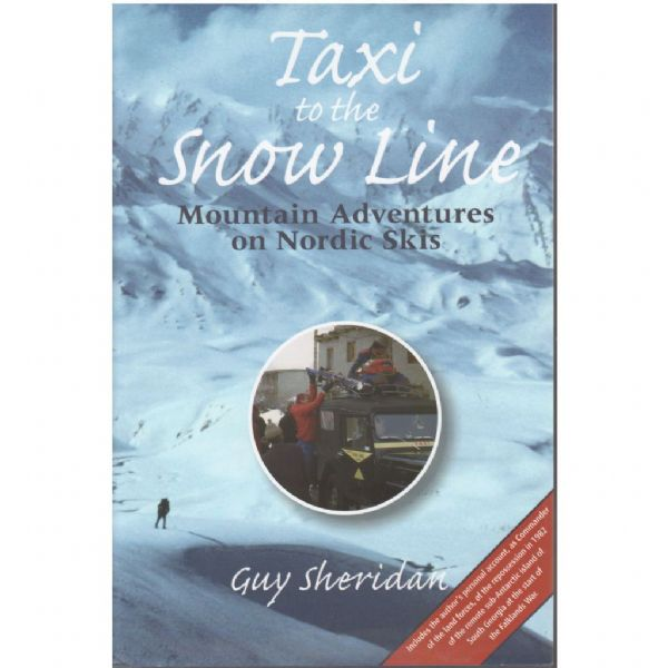 Taxi To the Snow Line by Guy Sheridan